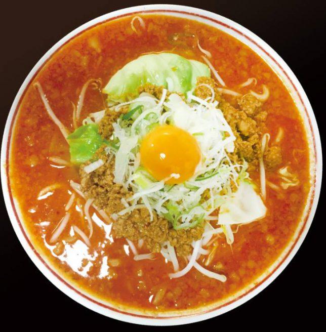 なおじ 旨辛 納豆キムチ拉麺