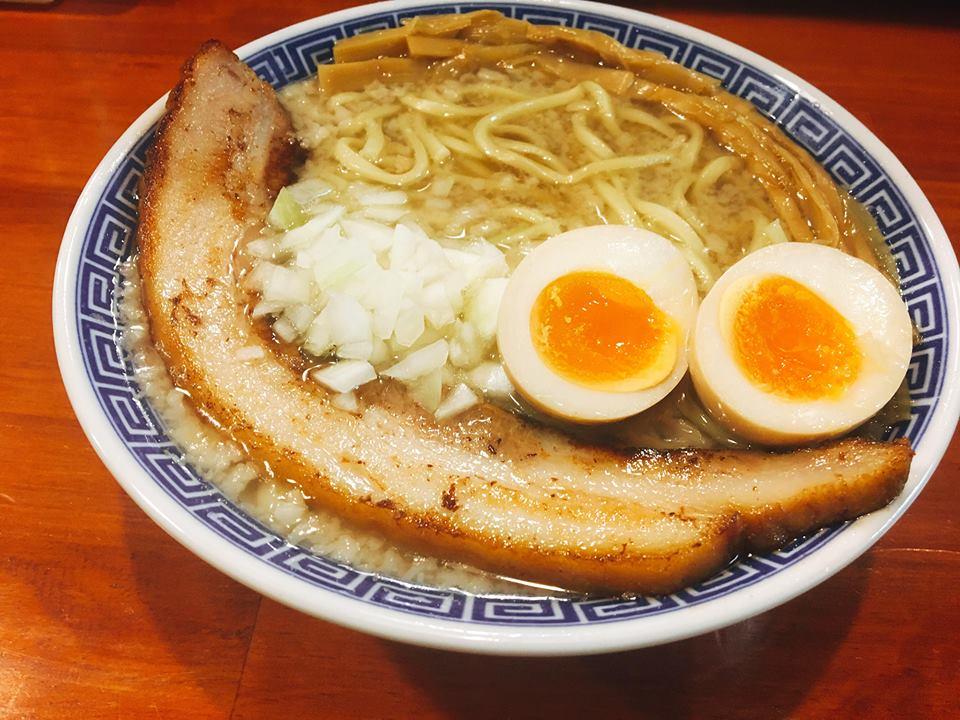 新潟ラーメン なおじ 新・バラチャーシュー