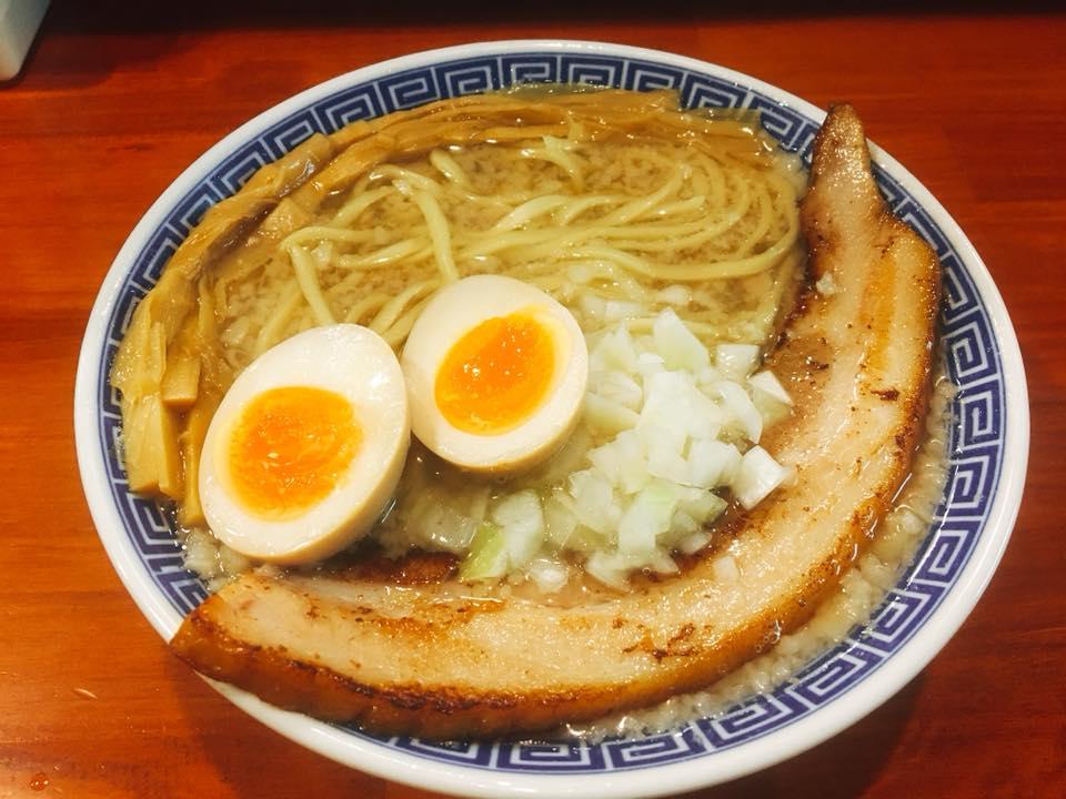 なおじ吉田店 肉厚バラチャーシュー!