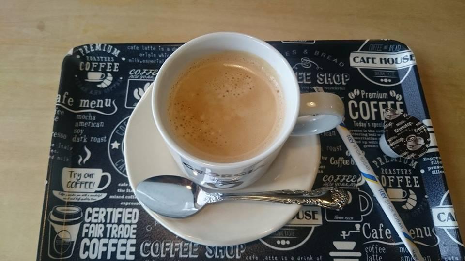 なおじ新大前店 平日ランチはコーヒー1杯無料