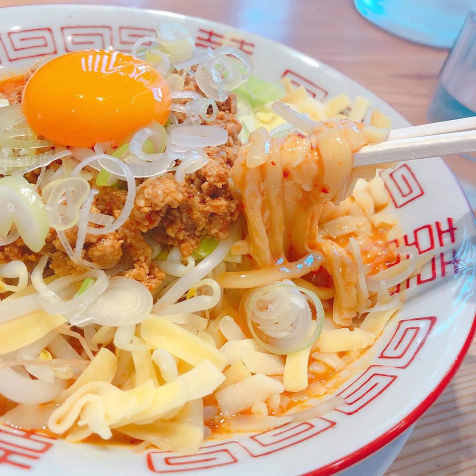 なおじ足立六町店 新メニュー チーズトッピング