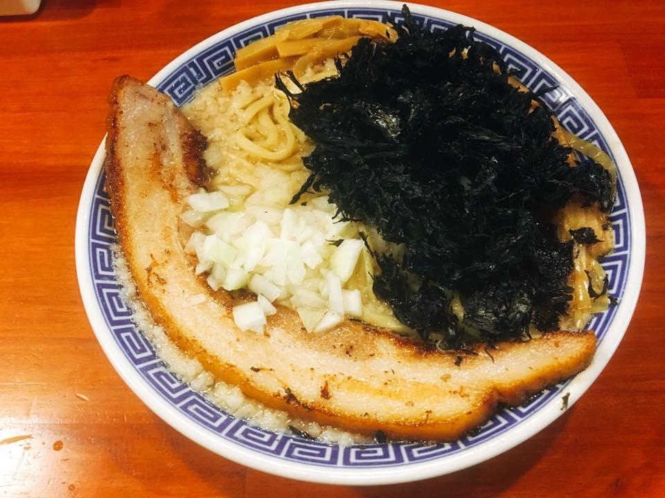 なおじ吉田店 王道の組み合わせ