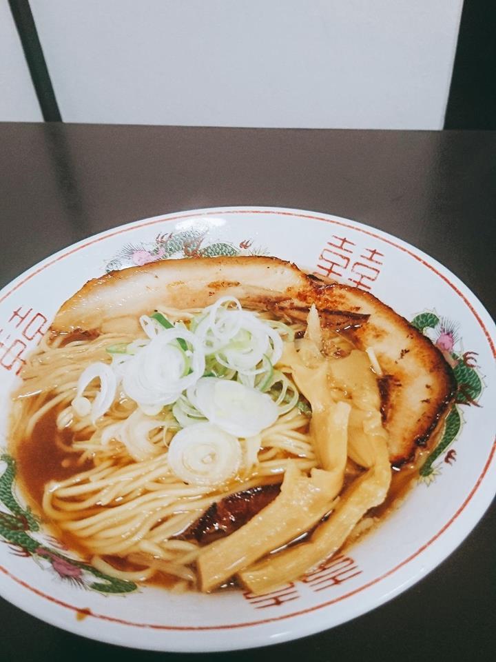 なおじ総本店 梅雨にはあっさり醤油ラーメン