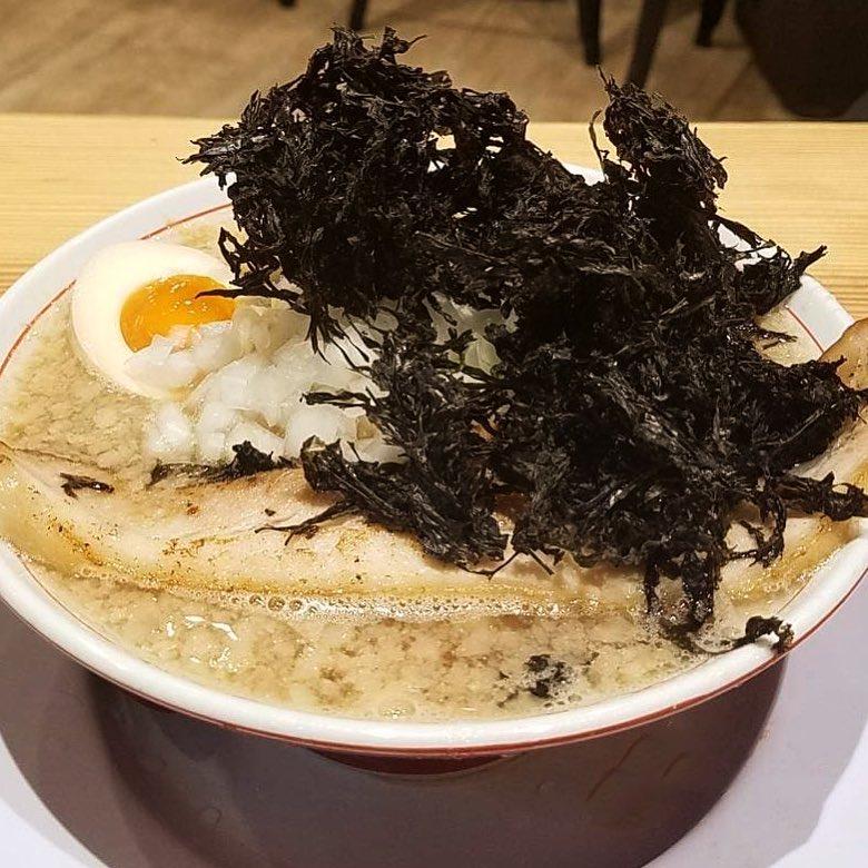 旨辛キムチ納豆味噌ラーメン