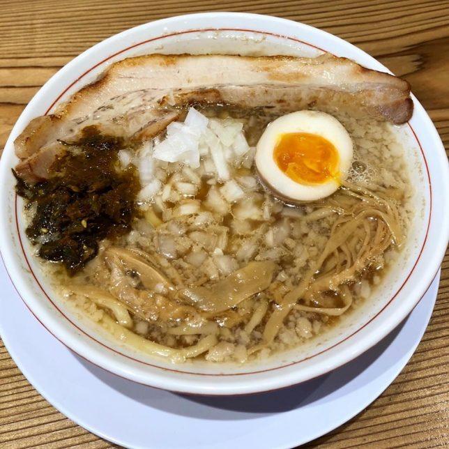 【なおじ足立六町店】これぞ新潟ラーメン!