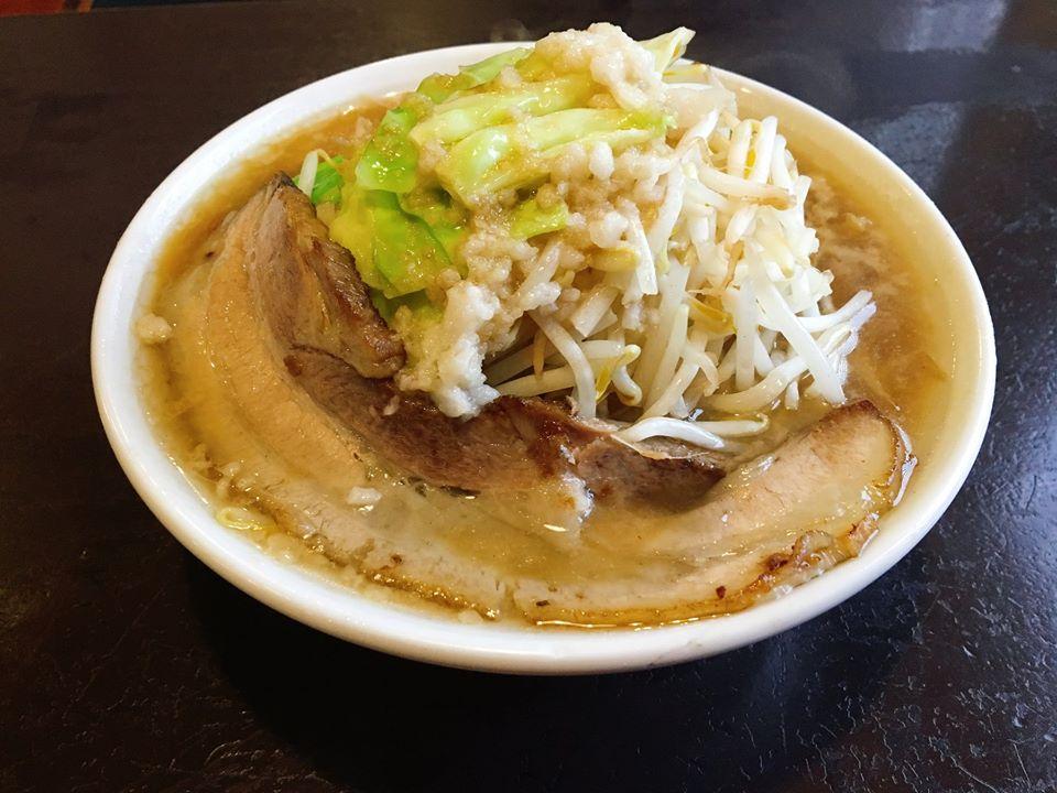豚骨野菜ラーメン「なおじろう」