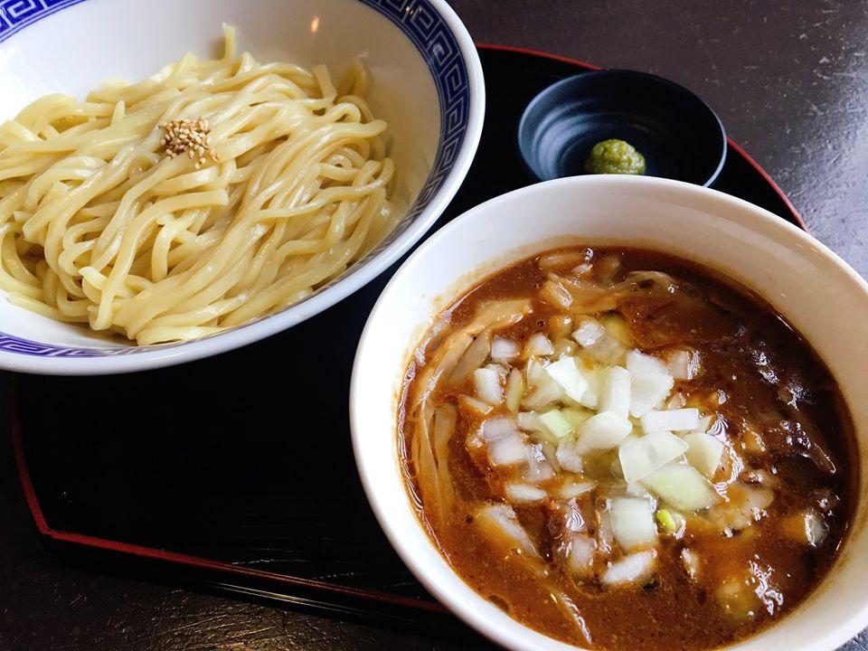 濃厚海老味噌つけ麺